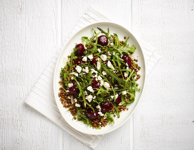 Beetroot and Fetta Salad