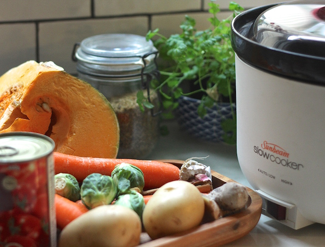 Enjoy more time with a slow cooker