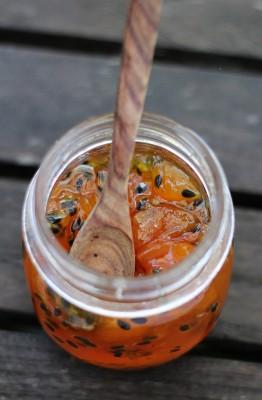 Peach & Passionfruit Jam